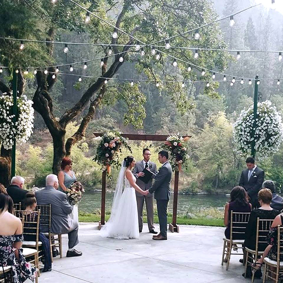 Wedding Service - Rogue River wedding